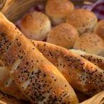 خبز_الخبز_الصمون_صمون_باغيت_شو_طابخين_اليوم