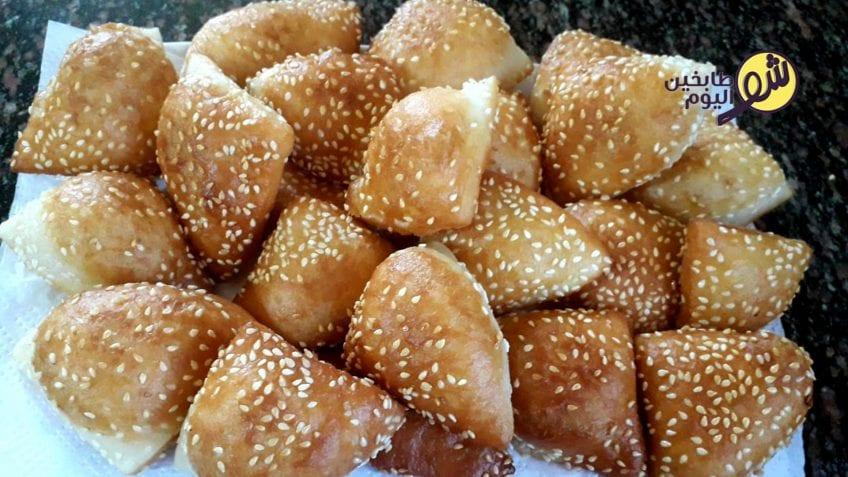 خبز_البالون_معجنات_الخبز_عجينة_شو_طابخين_اليوم
